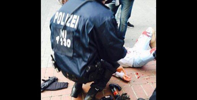 Almanya ve İsviçre'de ırkçı saldırılar; Hannover'de 1 ağır yaralı