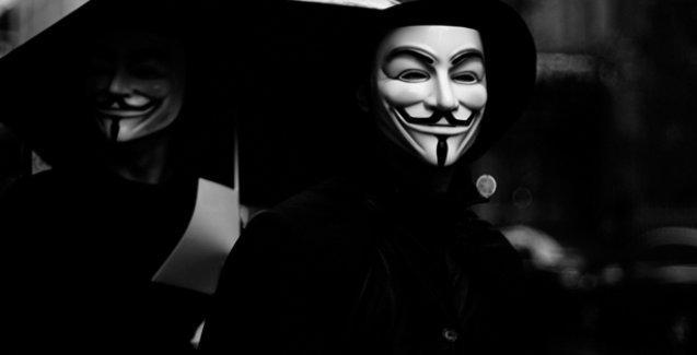 Anonymous: Bankadaki tüm paranızı çekin ve kredi kartı kullanmayın