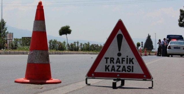 AKP'li milletvekilleri kaza geçirdi
