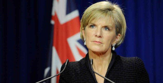 Bir 'Esad çözümün parçası' açıklaması da Avustralya'dan