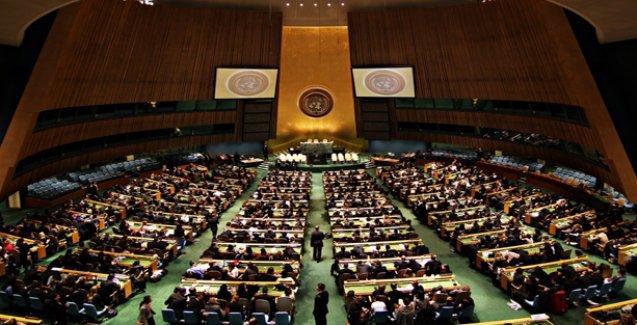 BM Genel Kurulu'ndan soykırım tasarısına onay