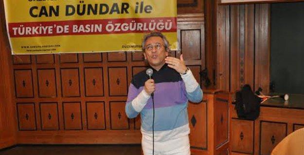 Can Dündar: Gezi'yi Suruç'a ve Cizre'ye bağlayan bir bağ var