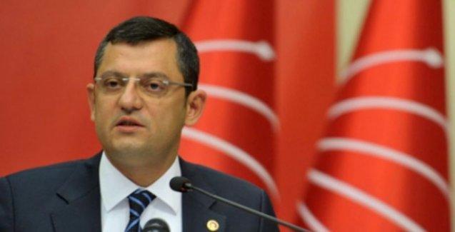 CHP'li Özel'den Erdoğan'a kaset çıkışı: O taşeron, esas iş veren sensin