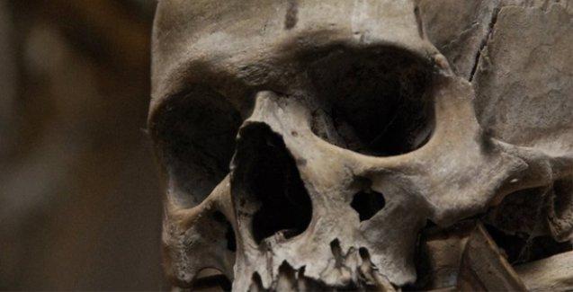 Çin'de 3 gözlü kafatası bulundu