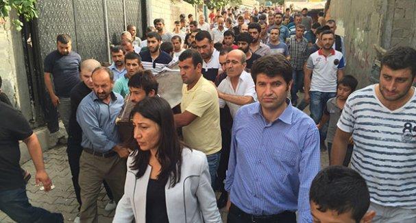 Cizre'de yedi çocuk annesinin cenazesi iki gün tavukçu deposunda bekletildi