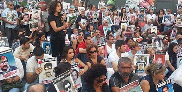 Cumartesi Anneleri: Cemil Kırbayır soruşturmasındaki oyalamaya son verin
