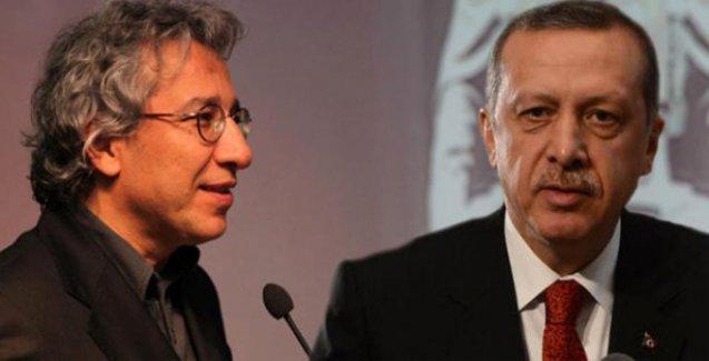 Cumhurbaşkanı Erdoğan'ın tehdit ettiği Can Dündar Almanya'ya gidiyor