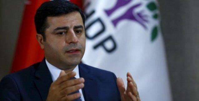 Demirtaş: HDP içerisinde Erdoğancılar vardı