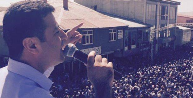 Demirtaş: Ankara da Kandil de silahları susturmalı, siyaset konuşmalı