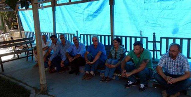 Dersim'de Alevi inanç önderleri barış için açlık grevine başladı