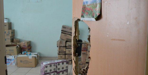 Diyarbakır Belediyesi'nin Sağlık Merkezi'ne 'ihbar' gerekçesiyle polis baskını