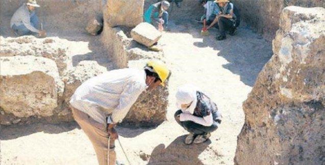 Diyarbakır'da ilk Roma kilisesi bulundu