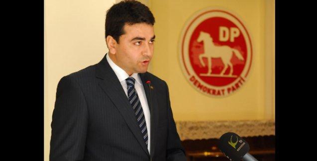 DP: AKP ile ittifak gibi mesnetsiz yakıştırmaları reddediyoruz