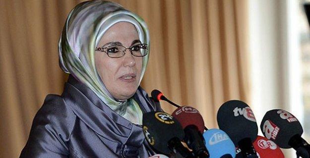 Emine Erdoğan: Şehit yakınları, sizler Kurban Bayramı'nı çoktan idrak ettiniz