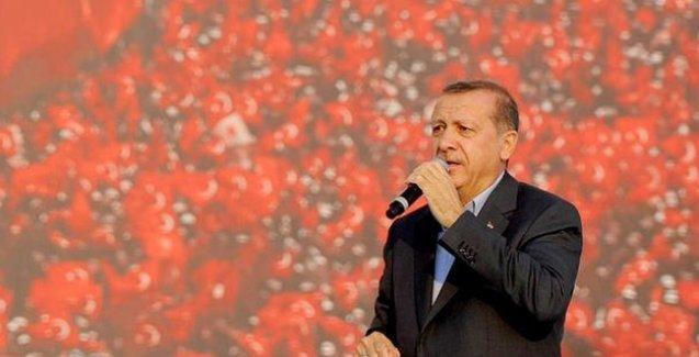 Erdoğan'dan seçim mesajı: 550 tane yerli milletvekili istiyorum