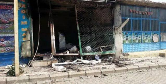 HDP binasının yakılmasıyla ilgili AKP'li Zorlu 'İşte bu, halk gerekeni yaptı' dedi