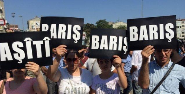 HDP'den çağrı: Eller tetikten derhal çekilmeli