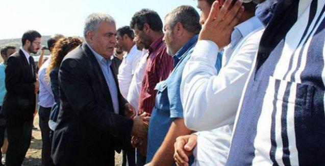 HDP'li Bakan Doğan'dan asker ailesine taziye ziyareti