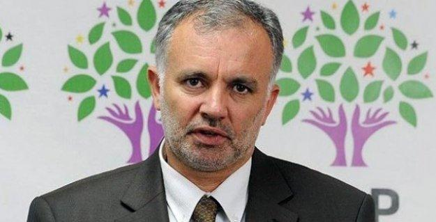 Ayhan Bilgen: Başkanlığa karşı durmakta ısrarlıyız