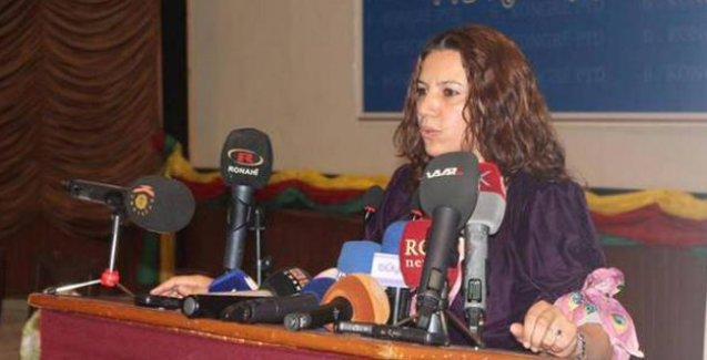 HDP'li Irmak PYD kongresinde konuştu: Bu kongre ulusal kongre niteliğinde