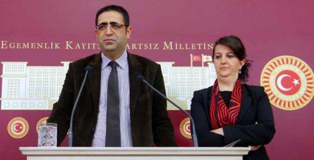 HDP: Vekillerimiz AKP'nin kolluk gücü gibi çalışan polis ve jandarmanın hedefinde
