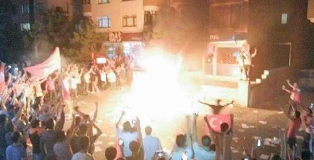 HDP'ye saldıran 3 kişi gözaltına alındı