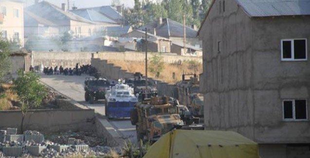 HDP'den Yüksekova raporu: 'Orantısız güç' politikası uygulamakta