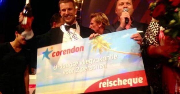 Hollanda, 'yılın eşcinsel erkeği'ni seçti