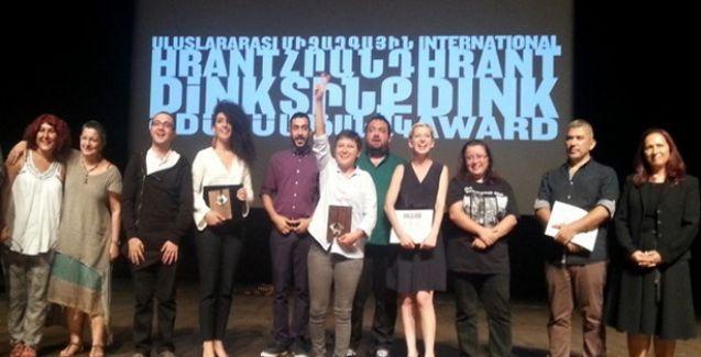 Hrant Dink Ödülü Kaos GL ve Samar Badawi'nin