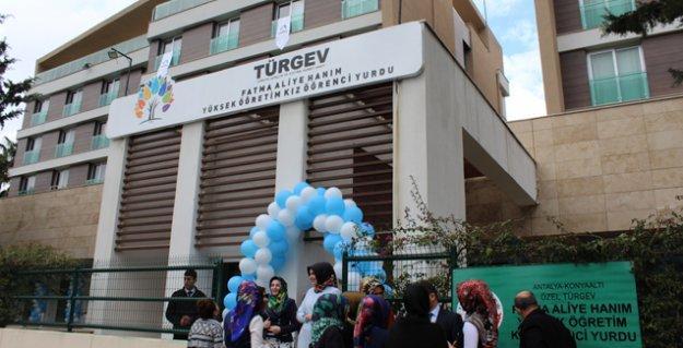 İBB, TÜRGEV'e 'çalışıyor:' Kiralanan dokuz binadan dördü TÜRGEV'e tahsis edildi