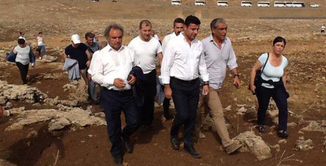 İçişleri Bakanı: Cizre'ye varmalarına müsade etmeyeceğiz