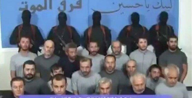 Irak'ta kaçırılan Türk işçiler serbest