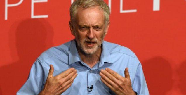 İşçi Partisi liderliğine sosyalist aday Jeremy Corbyn seçildi