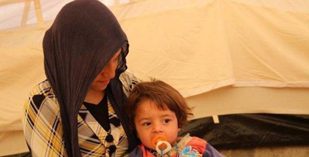 IŞİD'den kaçmayı başaran Şehnaz Murad dünyaya seslendi: İnsanlarımızı o çetelerden kurtarın!