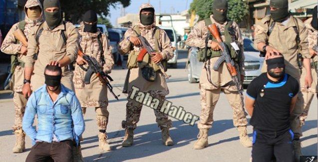 IŞİD, MİT'e çalıştığını iddia ettiği iki Türkiye vatandaşının başını kesti