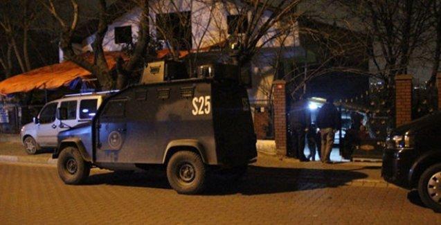 İstanbul'da operasyon! ESP ilçe başkanlıklarına da baskın düzenlendi