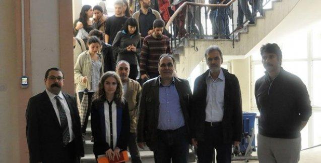 İstanbul Üniversitesi'nde hukuk skandalı