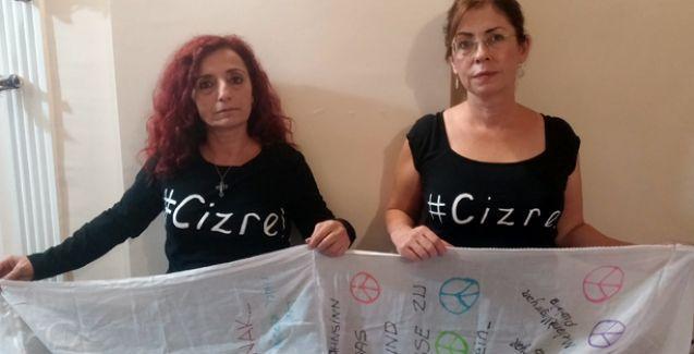 Kadınlar Meclis önünde beyaz tülbentlerle 'Barış Yolu' oluşturacak