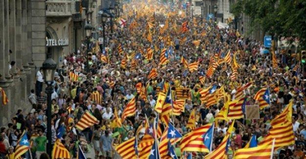 Katalonya bağımsızlık için sandık başında