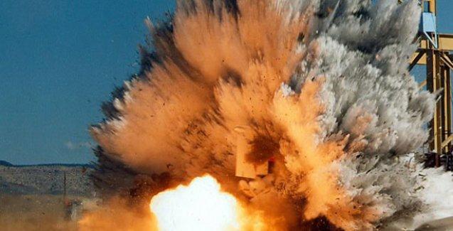 Kayseri'de kullanılmayan maden sahasında patlama: 1 ölü