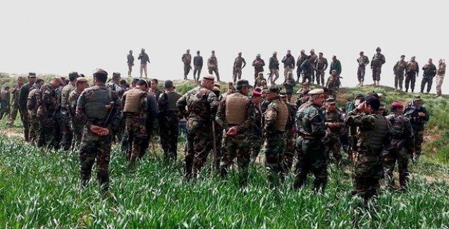 KDP'nin silahlı güçlerinin Rojava'ya geçeceği iddiaları yalanlandı