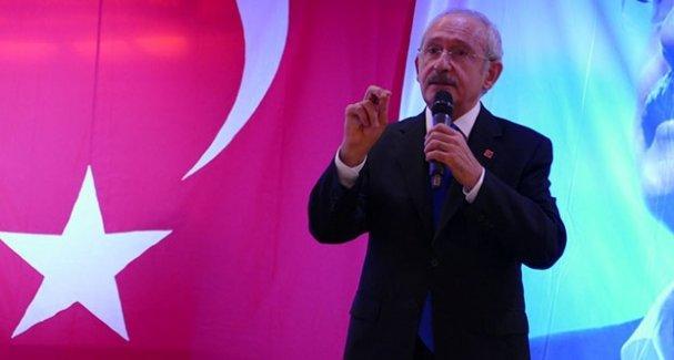 Kılıçdaroğlu: İçeride konuşulanları anlatsam Davutoğlu çok zor durumda kalır