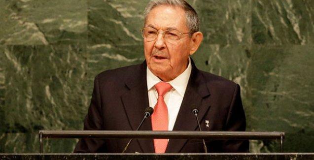 Küba'dan ABD'ye, 'Ambargoyu kaldırın' çağrısı