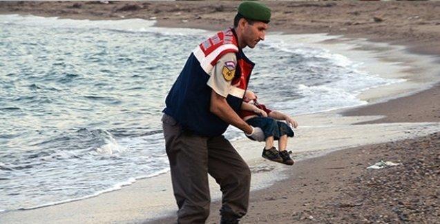 Aylan Kurdi'nin adı hayatını kaybettiği sahile verilecek