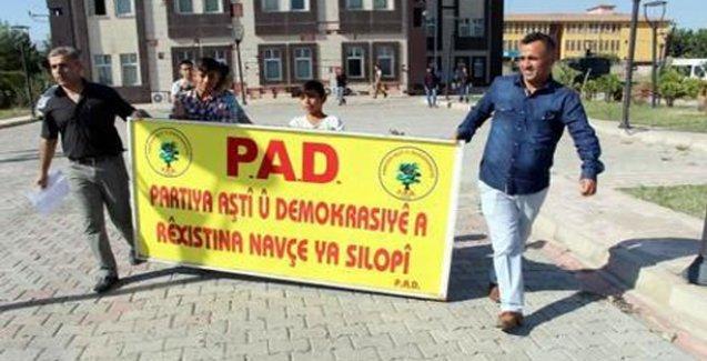 Kürtçe tabela Yargıtay kararıyla iade edildi