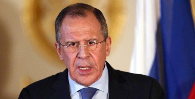 Lavrov: ÖSO'ya havadan destek verebiliriz