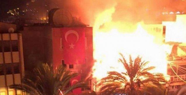 Levent Tüzel, HDP binalarına yönelik saldırıları Meclis'e taşıdı