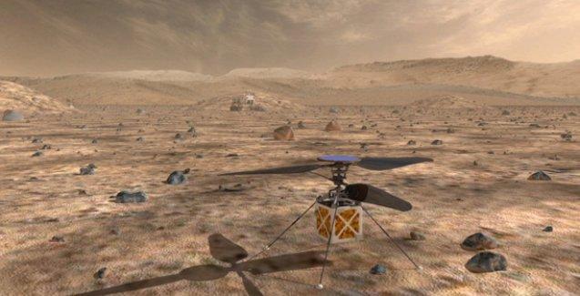 Mars'ta akan su keşfi neyi değiştirebilir?