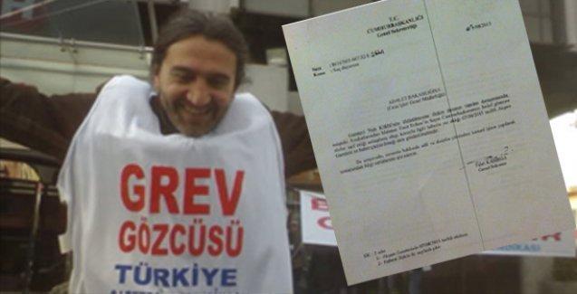 Nuh Köklü'nün avukatına Erdoğan'ın talimatıyla soruşturma!