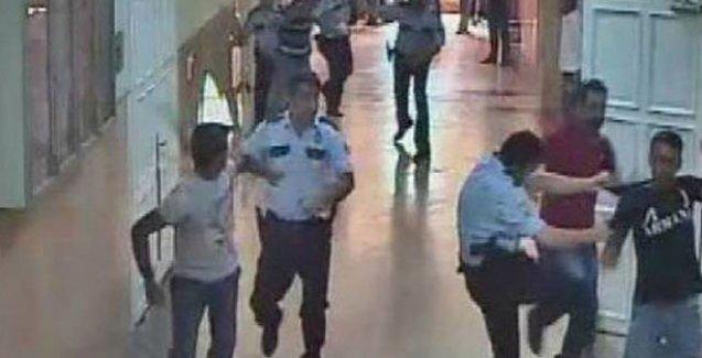 Polis şiddetine maruz kalan üç kişi 'polise mukavemet'ten tutuklandı